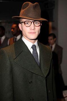 savile-row-london-collections-men-at-cabinet-war-rooms-the-english-gentleman- and Eyewear