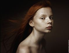 What a beautiful portrait. Very Bill Henson.. just haunting. Winner in the Portrait category: Dmitry Ageev, Russian Federation