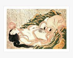 rrrrt Drawing Tips lips drawing Japanese Art Styles, Japanese Prints, Art Chinois, Dorm Art, Art Asiatique, Katsushika Hokusai, Art Japonais, Art Et Illustration, Japanese Illustration