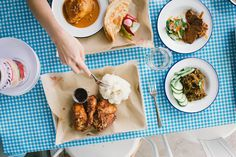 Portland has earned its reputation as one of the country's culinary darlings. Sushi Counter, Hat Yai, Malaysian Cuisine, Artisan Pizza, Korean Street Food, Steamed Buns, Spare Ribs, Fried Chicken, Chicken Curry