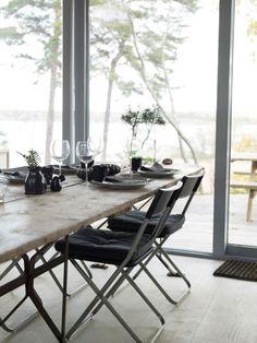 Une maison en bois avec vue (via Bloglovin.com )
