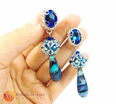Sapphire, Handmade Jewelry, Rings, Fashion, Artists, Moda, Fashion Styles, Ring, Fashion Illustrations