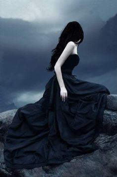 Fallen Art (Fallen Series by Lauren Kate) Dark Fantasy Art, Fantasy Magic, Fantasy Kunst, Dark Art, Lauren Kate, Dark Beauty, Gothic Beauty, Amy Brown, Fantasy Photography