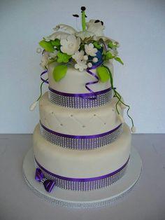 Wedd. Cake