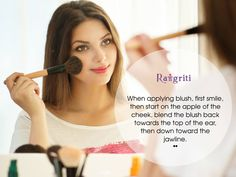 Want to get #makeup right? Here's a tip!