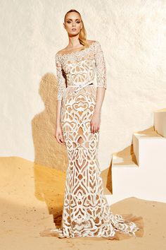 "fashionalistick: ""ZUHAIR MURAD Resort 2015 collection """