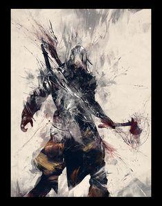 Assassin's Creed 3 concept art