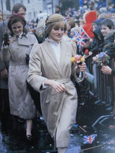 princess diana in guildford cathedral | Princess Diana in Wales