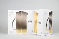 YIELD French Press — The Dieline - Branding & Packaging Bottle Packaging, Brand Packaging, Design Packaging, Cosmetic Packaging, Packaging Ideas, Label Design, Branding Design, Package Design, Graphic Design