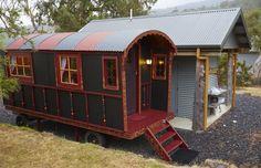 http://tinyhouseswoon.com/luxury-gypsy-wagon/