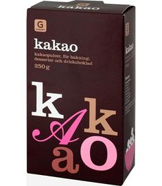 Garant Kakao— Broby Grafiska