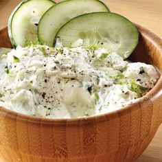 Cucumber-Lime+Dip+-+The+Pampered+Chef®