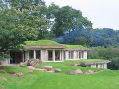 house sloping site eco - Google Search