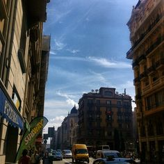 Via Laietana #Barcelona #Gòtic #Barcelona by festalcentre