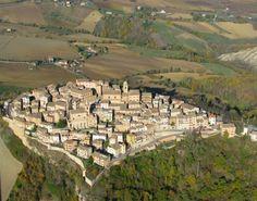 Montedinove in Le Marche