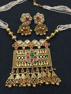 Rose Gold Jewelry, Gems Jewelry, Wedding Jewelry, Fine Jewelry, Gold Jewellery, Pearl Necklace Designs, Dainty Necklace, Jewellery Sketches, India Jewelry