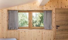 Penthouseappartement Schwendt - Trixl Einrichtung Textiles, Walls, Windows, Homes, Wall, Window, Fabrics