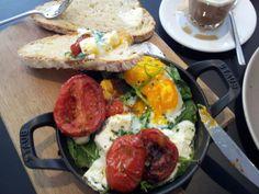 Eat Barcelona - Brunch @ Federal Café (Parlament, 39)