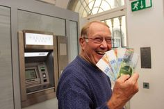 ATM Tips: Using Cash Machines in Europe by Rick Steves Atm Business, Business Travel, Amsterdam Travel, London Travel, France Travel, Germany Travel, Cocina Mickey Mouse, Rick Steves Travel, Atm Cash
