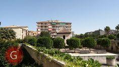 GRANADA | RONDA | Paseo del Violón. Alcázar del Genil. Expl. Palacio Congresos y Torre de la Vela.