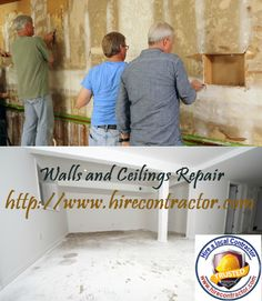 If you own an old house and likely to replace plaster and ceiling, hire a wall or ceiling contractor within your local area through HireContractor.com. Quality Wall and Ceiling Contractors in Denton,Maryland are looking for your dream home project