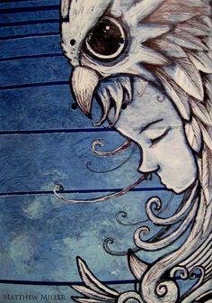 owl girl♥