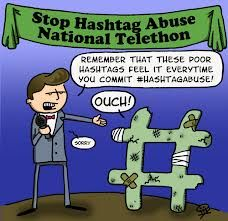 Stop Hashtag Abuse National Telethon Website Analysis, Just Deal With It, Haha So True, Social Media Trends, Pet Peeves, Design Quotes, Hashtags, Internet Marketing, Funny Jokes