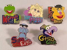 muppet disney pins - Google Search