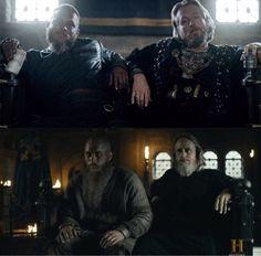 Ecbert & Ragnar wow wow wow wow ❤❤❤