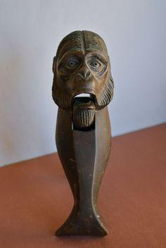 Antique Monkey Nutcracker from Germany c. 1900 \