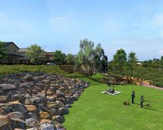 Project: Rapids Landing, Margaret River, WA  Description: The client for this project is one of the leading property development companies, the Lester Group. They wanted a complete turnkey marketing package.