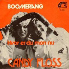 Boomerang - Candy Floss  Søger mp3 og single