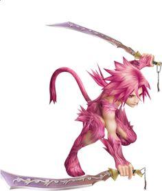 Dissidia: Final Fantasy by sliscin on DeviantArt Final Fantasy Ix, Final Fantasy Characters, Video Game Characters, Fantasy Series, Character Inspiration, Character Art, Character Design, Just Video, Game Art