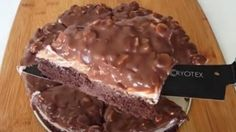 Kremalı Kek Pasta