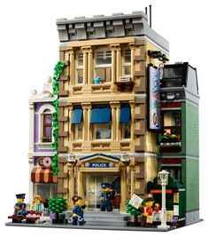 Happy New Year everyone! What a great start to the year, the new for 2021 LEGO Creator Expert Police Station (10278) is now available to purchase!