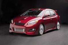 Toyota Matrix.   .....I Hope to own this vehicle....