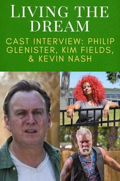 Living the Dream: Interview With Philip Glenister, Kevin Nash, and Kim Fields - I Heart British TV British Comedy, British Actors, Comedy Tv Shows, Movies And Tv Shows, Kevin Nash, Only Fools And Horses, Keeping Up Appearances, Moving To The Uk, Life On Mars