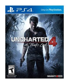 Uncharted comes to the PlayStation A Thief's EndSeveral years after his last adventure, retired fortune hunter, Nathan Drake, is forced… Nathan Drake, Xbox 360, Wii, Playstation Games, Ps4 Games, Games Consoles, Grand Theft Auto, Uncharted A Thief's End, Uncharted Series
