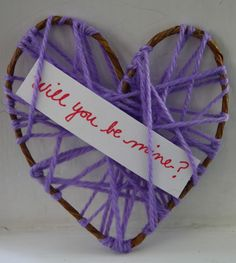 For our God is Love lesson that falls at Christmas time - would be cute ornaments - stick a Bible Verse for the message?