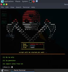 You want to deface a website but do not have any language programming skills? You can deface website easily using termux with BadMod tool Detect Website CMS, Website Scanner & Auto Exploiter. Hacking Tools For Android, Best Hacking Tools, Hacking Books, Hacking Websites, Kali Linux Hacks, Credit Card Hacks, Linux Kernel, Network Engineer, Computer Security