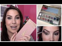 ▶ It Cosmetics Naturally Pretty Matte Luxe Palette Review - YouTube