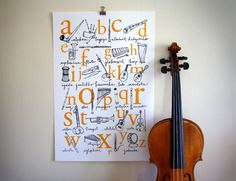 a to z of musical instruments