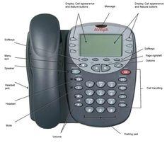 Avaya 5610SW IP Telephone  business VoIP Phone