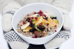 Buckwheat porridge | Green Kitchen Stories