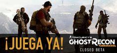 Comienza la BETA Cerrada de Tom Clancy's Ghost Recon Wildlands