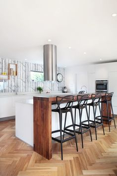 MASTERS Stool by Philippe Starck for Kartell. Good Design Award 2010. Create iconic style in your kitchen. #interior #homedecor #barstool #kartell #kartelluae #galerieslafayettedubai #mastersstool