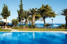 This summer, stay at the beautiful Sani Beach Club Hotel, Halkidiki on half-board from £769pp