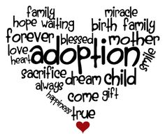 National Adoption Day #BRMoms I truly hope to adopt or foster a child down the road. Once my children are older.