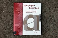 Typography Books, Lead Lines, Greek Words, Paragraph, The 100, This Book, Designers, Essentials