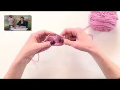 Knitting Help - Correcting a Dropped Stitch from verypinkknits - ESSENTIAL technique for new knitters to learn, also she shows stitch orientation.  Visit her site - awesome!